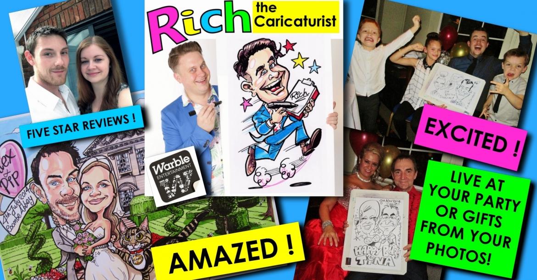 Rich The Caricaturist