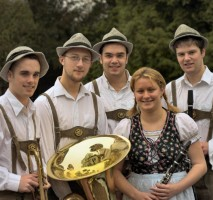 The German Oompah Strollers