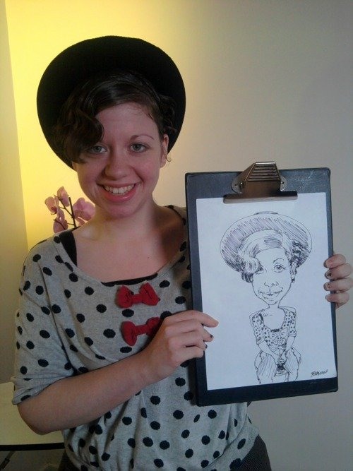 Ben The Caricaturist Gallery