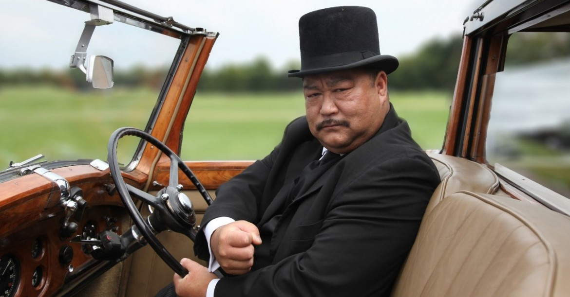 Oddjob Bond Villain Lookalike to Hire for Events