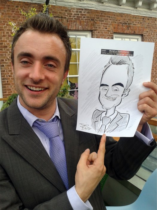 David The Caricaturist Gallery