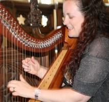 The Wiltshire Harpist