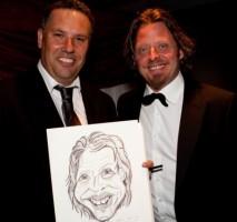 Sean The Caricaturist