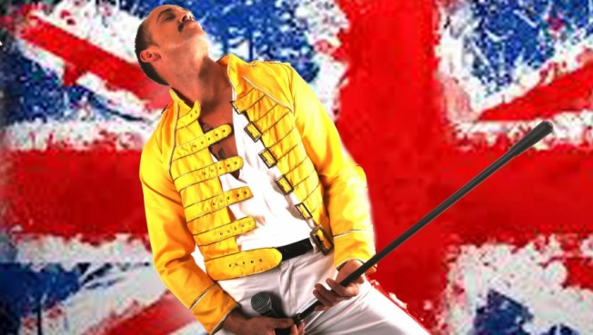 Freddie Mercury - A Kind Of Freddie