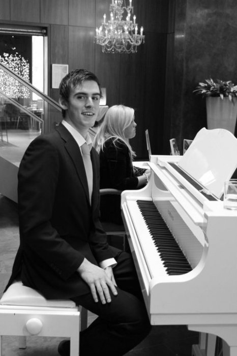 Dawson The Pianist Gallery