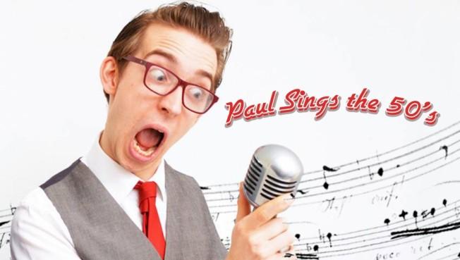 Paul Sings The 50s