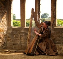 The West Yorkshire Harpist