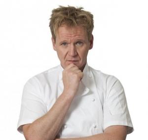 Gordon Ramsay Lookalike