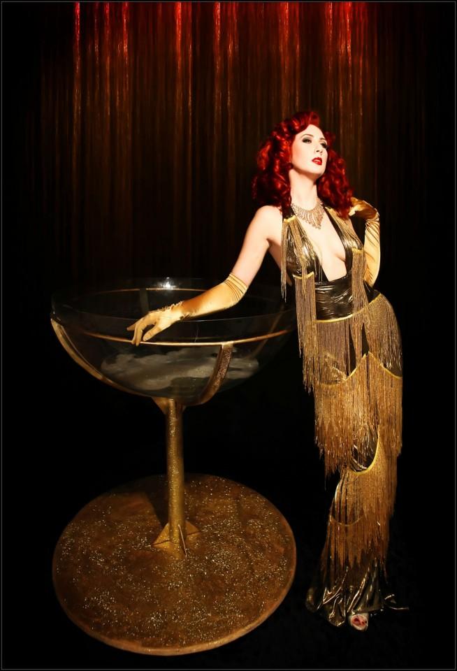 The Burlesque Dancer Burlesque Dancer For Hire In
