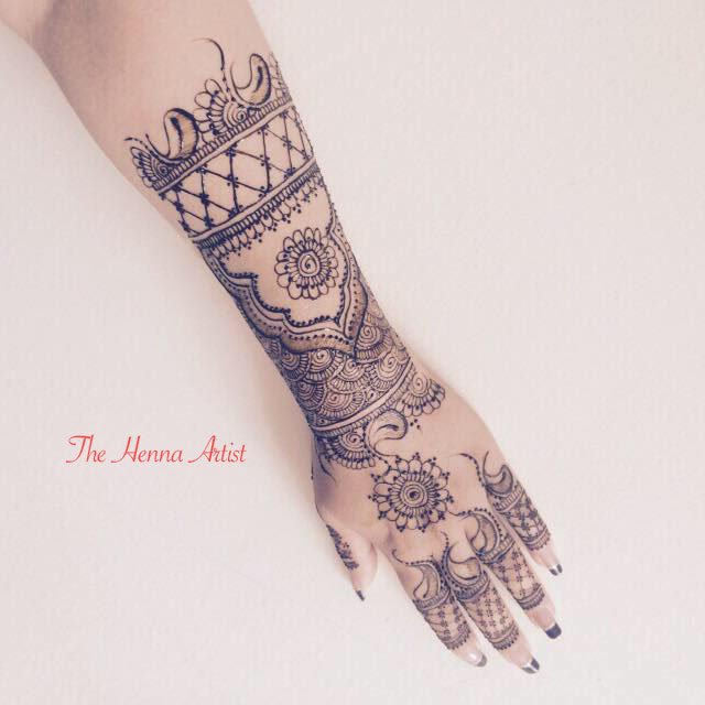 The Henna Artist For Hire From London South East