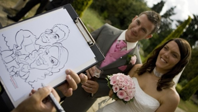 Steve H The Caricaturist