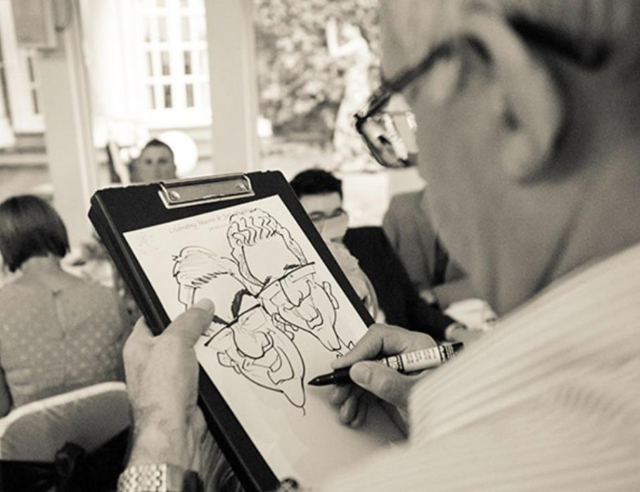 Steve H The Caricaturist Gallery
