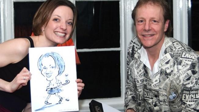 Rick The Caricaturist