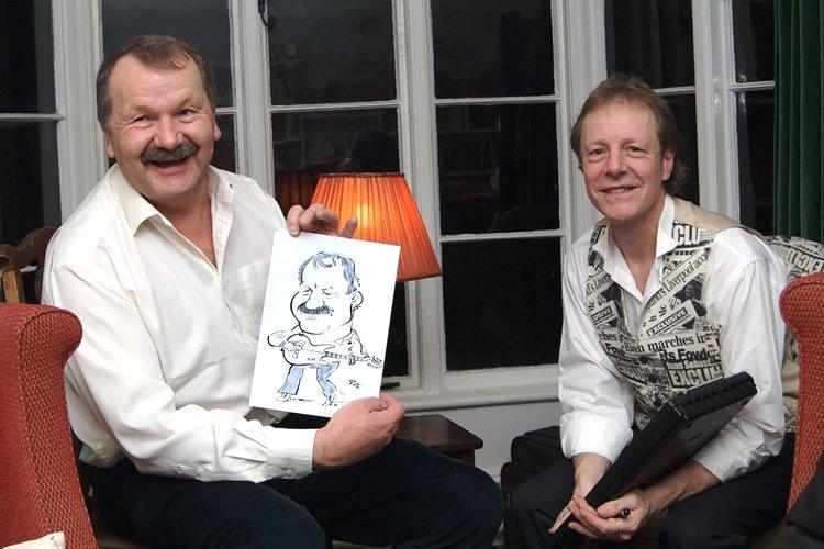 Rick The Caricaturist Gallery