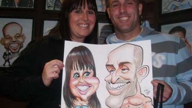 Mike C The Caricaturist