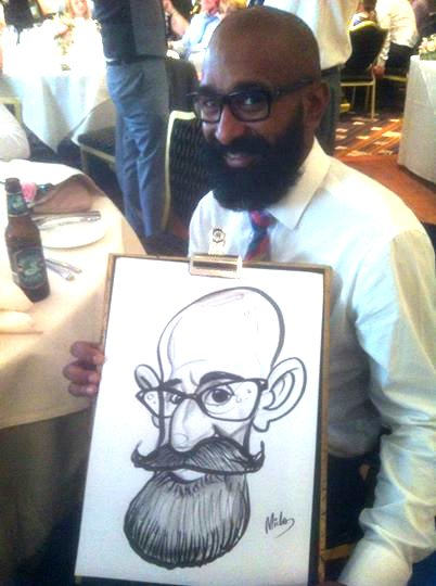 Mike C The Caricaturist Gallery
