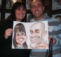 Mike C The Caricaturist