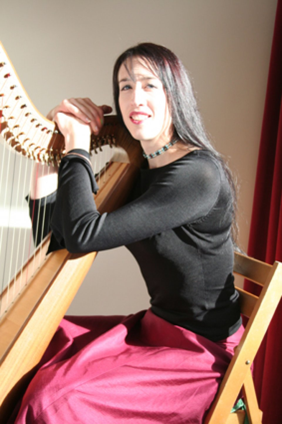 The Nottinghamshire Harpist Gallery