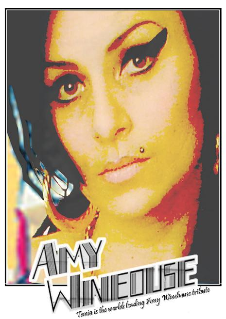 Amy Winehouse - Tania Gallery