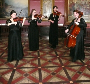 Wedding Days String Quartet