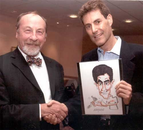 Jim the Caricaturist Gallery