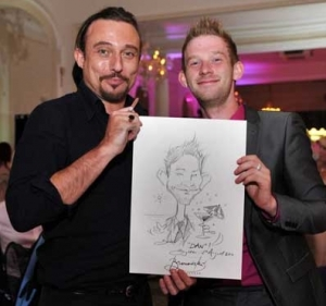 Nicholas The Caricaturist