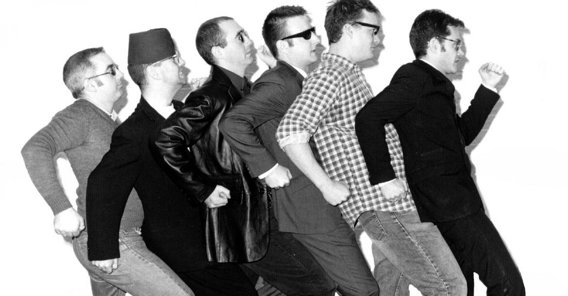 madness tribute band for hire one step behind berkshire
