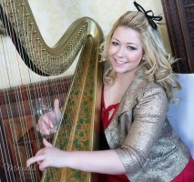 Jessica the Midlands Harpist