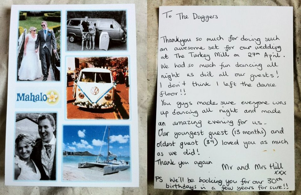 The Daggers Gallery