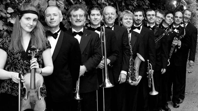 Vintage Silk Dance Band - Big Band for Hire - London