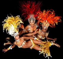 Brazilian & Samba Dancers