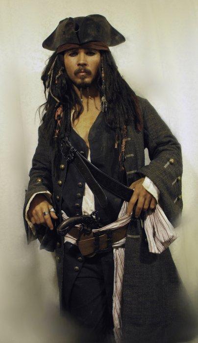 Jack Sparrow Lookalike Gallery