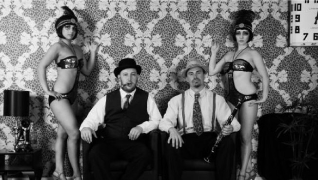 Cotton Club Burlesque For Hire From Manchester