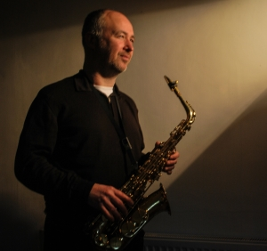 Dave Plays Saxophone