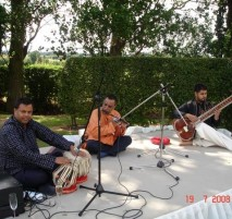 Sitar and Tabla Performers