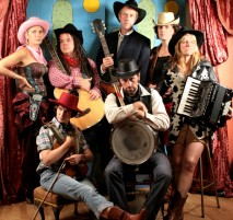 The Saloon Band