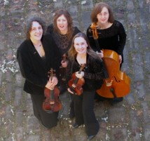The Calder Valley String Quartet