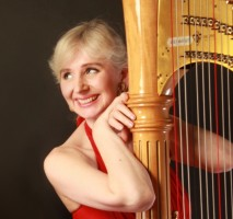 Anna The Sussex Harpist