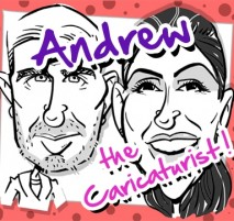 Andrew The Caricaturist