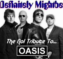 Oasis - Definitely Mightbe