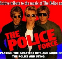 The Police - The Police Force