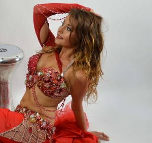 Katie The Belly Dancer