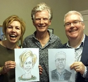 Christopher The Caricaturist