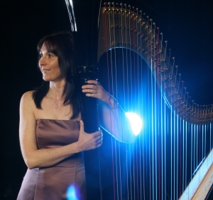 The Cheshire Wedding Harpist