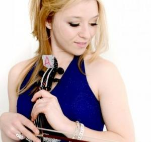 Electric Violin - Amy