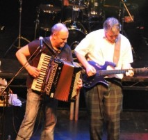 The Hugh Jorgan Ceilidh Band