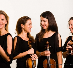 The Berkshire String Quartet