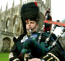 Roy The Piper