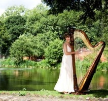 Maria the London Harpist