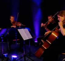 The Mezzo String Quartet